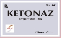 KETONAZ (Methylprednisolon 16mg; Capsules)